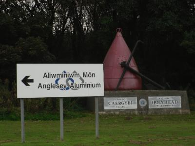 Closure by Rio Tinto of Anglesey Aluminium