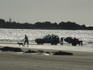 Sandy Beach - Anglesey