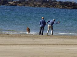 Sandy Beach on Anglesey's West Coast - Anglesey Hidden Gem