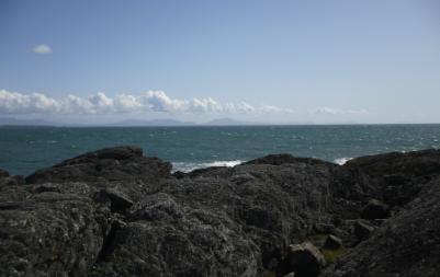 Silver Bay Blue Coastline