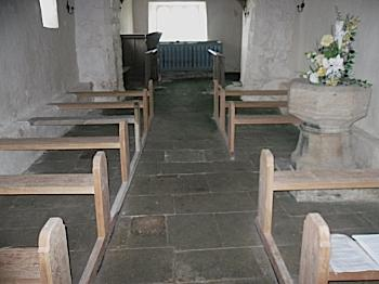 Church of St Mary Talyllyn, Anglesey Church