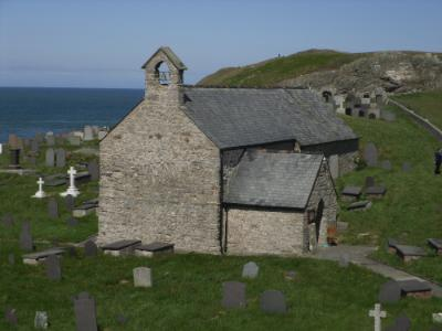 www.anglesey-hidden-gem.com - St Patrick's Church - Cemaes Bay