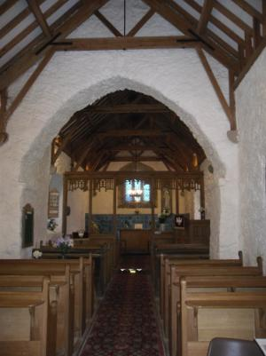 St Patricks Church Cemaes