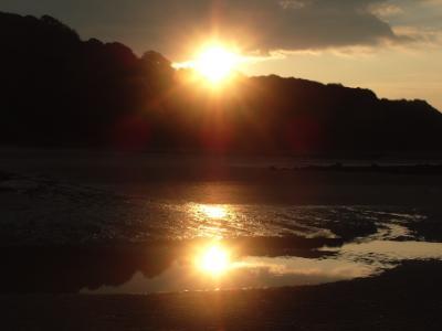 Benllech Sunset