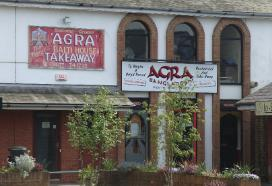The Agra Balti House in Valley, Anglesey