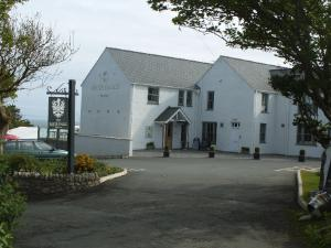 The White Eagle Pub at Rhoscolyn Beach
