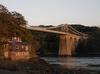 Menai Suspension Bridge - Menai Bridge
