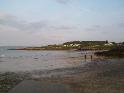 Traeth Buchan Beach on Anglesey's Eastern Coastline