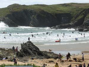 Porth Dafarch Beach at Trearddur Bay - Anglesey Hidden Gem
