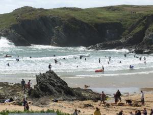 Porth Dafarch Beach at Trearddur Bay - Anglesey Hidden Gem