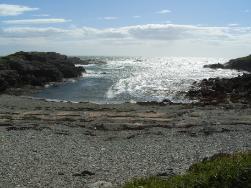 Porth y Post Beach at Trearddur Bay - Anglesey Hidden Gem