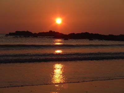 Porth Nobla Sunset, Rhosneigr Anglesey