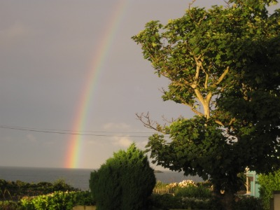 Wendy Steele's Bullbay Rainbow View