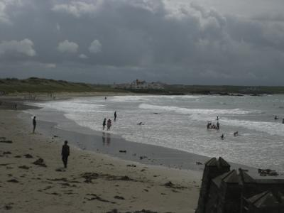 Ty'n Towyn Beach at Rhosneigr on Anglesey