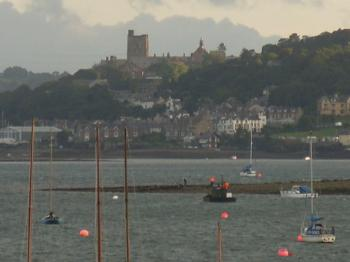 Menai Straits at Beaumaris
