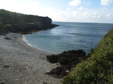 White Beach at Penmon, Anglesey