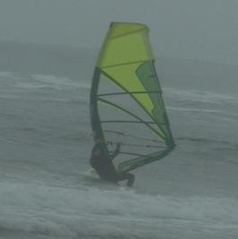 Wild Surfing off Rhosneigr - Anglesey Hidden Gem