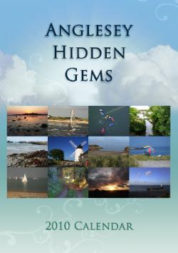 Anglesey Hidden Gems 2010 Calendar