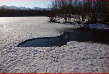 Andrew Weare - University Lake, Anchorage
