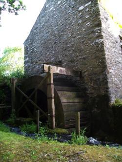 Melin Hywel - Hywel Mill, Llanddeusant ,Anglesey
