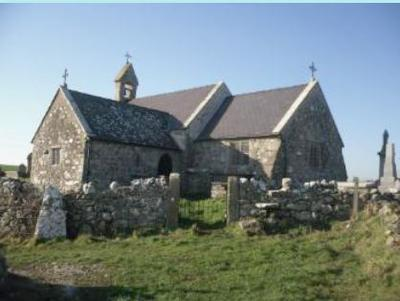 St Peulan's Church