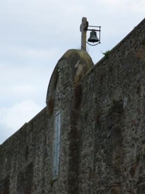 Beaumaris Gaol Hanging Door and Bell - Beaumaris, Anglesey