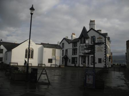Beaumaris White Lion Hotel