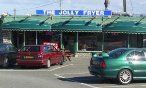 Benllech Jolly Fryer