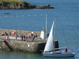 Cemaes Bay Quayside
