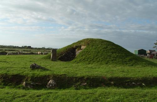 Bryn Cellin Ddu - Anglesey Archaeological Megaliths