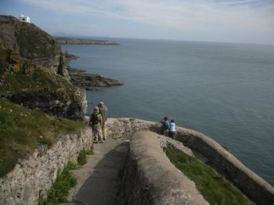 South Stack Lighthouse Steps, Holyhead Anglesey