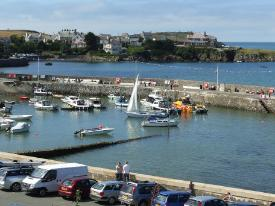 Cemaes Bay on Anglesey