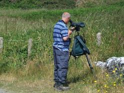 Viewing the Tern Colony at Cemlyn Bay - Anglesey Hidden Gem