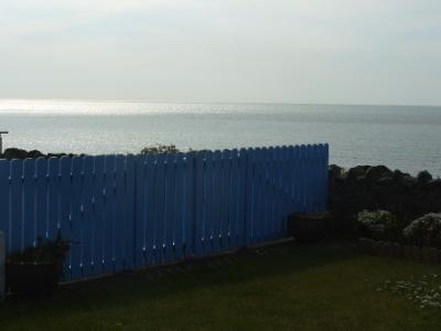 Church Bay Garden Sea View