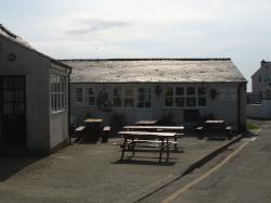 The Wavecrest cafe - Church Bay, Anglesey