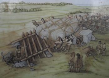 Din Lligwy Burial Chamber