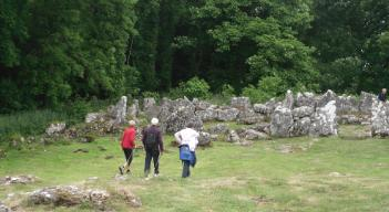 Din Lligwy Ancient Settlement - Anglesey