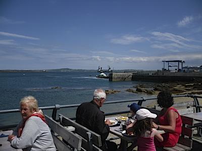 Holyhead Maritime Museum Bistro - Newry Beach
