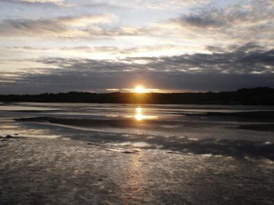 Anglesey - Autumn Sunset