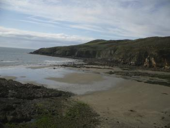 Church Bay Beach on Anglesey