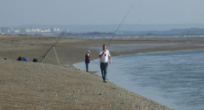 Cymyran Beach Fishing