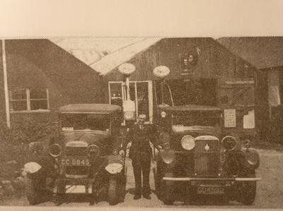 Glanafron Garage