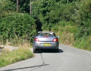 Llanddona Nervous Driver
