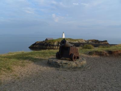 Llanddwyn Island Lifeboat Cannon Anglesey Hidden Gem