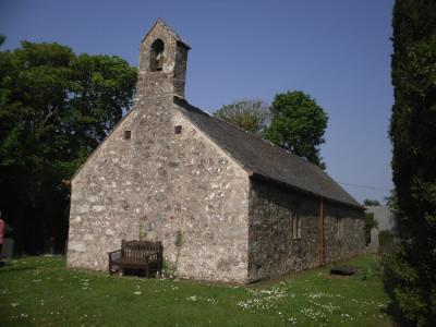 Llanfair yn Cwmwd Church