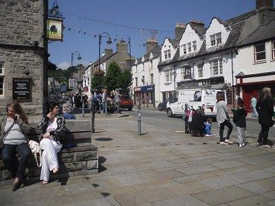www.anglesey-hidden-gem.com - Llangefni Town Centre