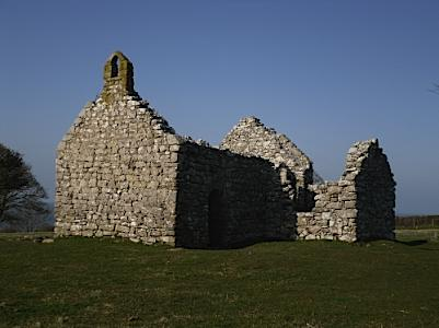 Church of Ease at Lligwy Near Moelfre, Anglesey Church