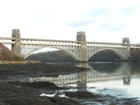 Britannia Bridge Anglesey Hidden Gem