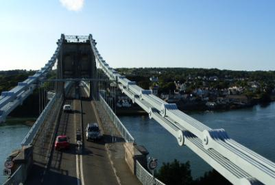 Menai Suspension Bridge Anglesey Hidden Gem