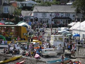 Moelfre Lifeboat Day